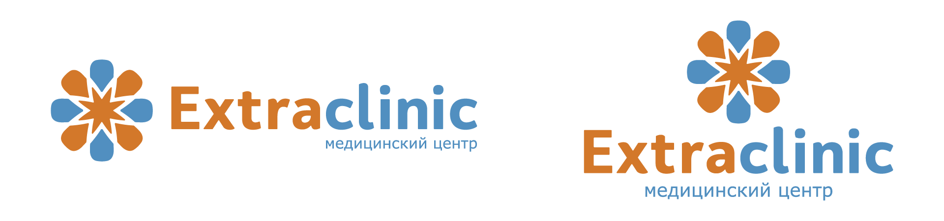 Extraclinic - HMS Brands - брендинг