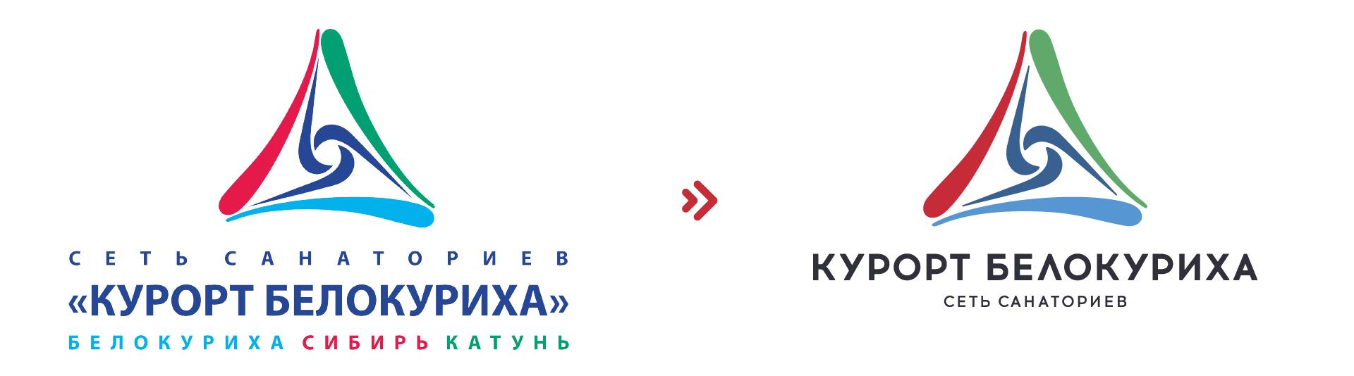 Белокуриха - HMS Brands - кейсы, брендинг - лого