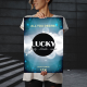 Lucky - HMS Brands - кейсы, брендинг - постер